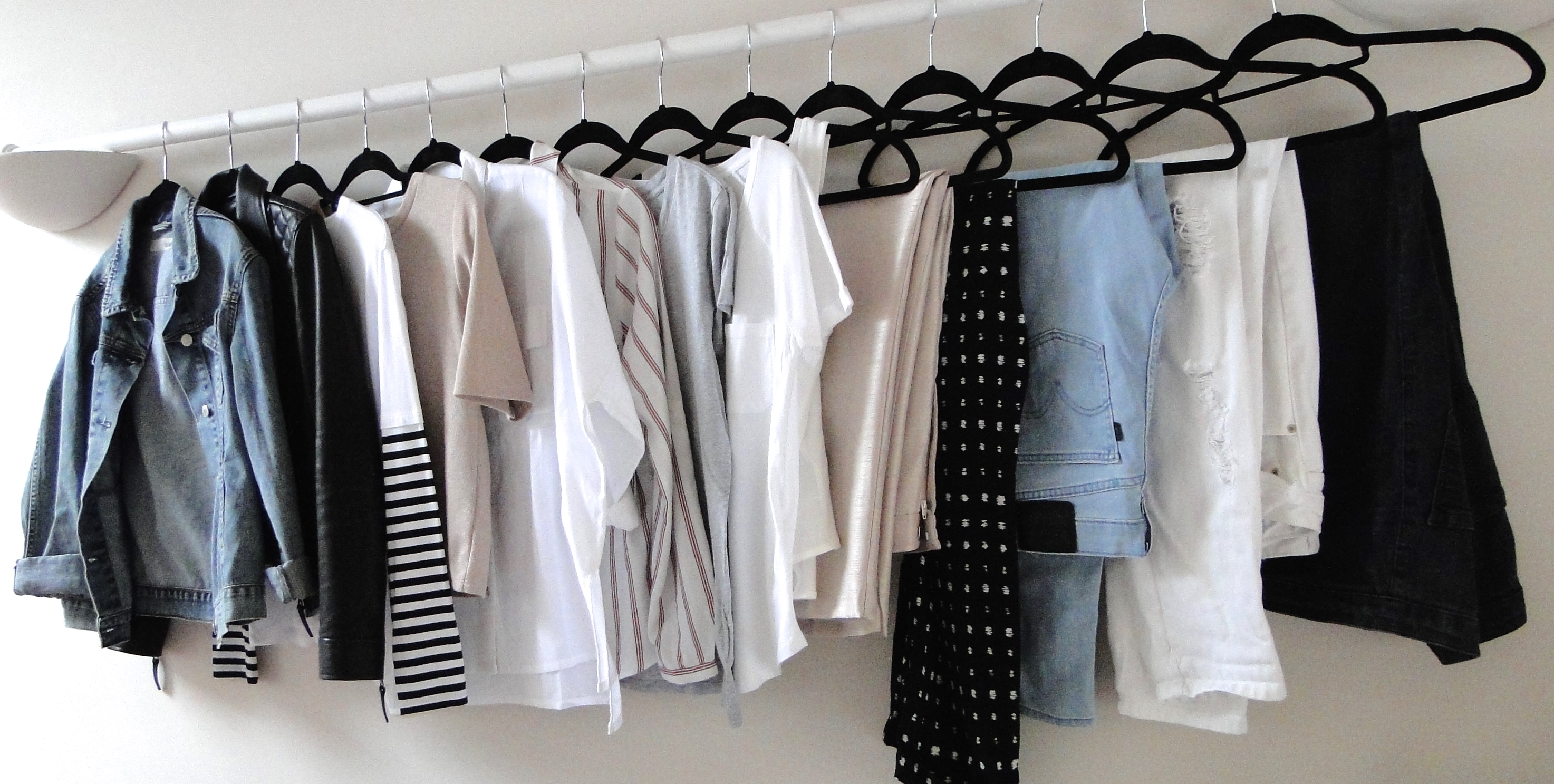 Create the perfect spring capsule wardrobe the essentials